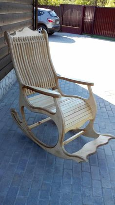 Home Depot Adirondack Chairs Product Mission Furniture, Lawn Furniture, Plywood Furniture, Unique Furniture, Furniture Projects, Furniture Plans, Furniture Design, Rocking Chair Plans, Wooden Rocking Chairs