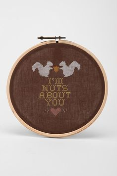 Tempted to straight up make this for my boyfriend one Valentines Day - Cross Stitch