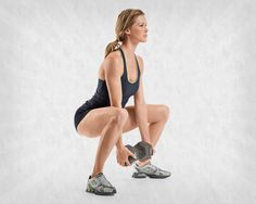 Sculpt Your Butt and Legs with One Killer Move