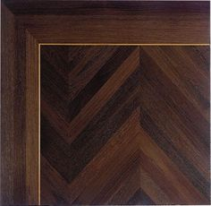 flooring decor A guide to different parquet styles and other gorgeous wood flooring ideas - brass inlay flooring Timber Flooring, Parquet Flooring, Hardwood Floors, Flooring Ideas, Dark Flooring, Wood Floor Pattern, Floor Patterns, Parquet Chevrons, Into The Woods