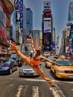 Richard Calmes | Beautiful Dancers on the Town > Tyrell Rolle