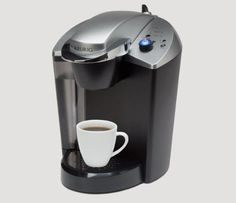 Keurig OfficePRO Coffee Brewer with 12 Count K-Cup Variety Pack Three brew sizes: UL Commercial rated. Heavy gauge materials for high-volume use. Travel mug friendly - drip tray is removable. Includes 12 count K-Cup variety pack. Keurig Recipes, Coffee Recipes, Best Coffee Maker, Maker Shop, Coffee Accessories, K Cups, Coffee Machine, Coffee Cups, Espresso Coffee