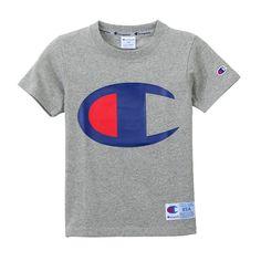 キッズ Tシャツ 16SS アクションスタイル チャンピオン(CS3845)