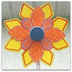 Outdoor Portable Flower Shower by FlowerPowerShowers on Etsy, $145.00