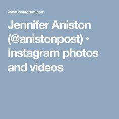 Jennifer Aniston (@anistonpost) • Instagram photos and videos