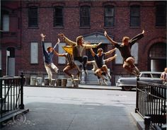 west side story. love the colors. songs. clothes. sets.