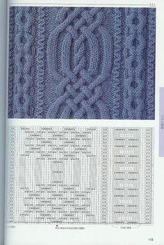 Япон�ка� книга узоров (�пицы) 221