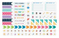 Top Ten Stickers for Planner Beginners