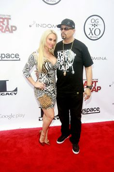 Ice-T and Coco cozy up at The Art of Rap premiere Ice T And Coco, Fame Game, Star Wars, Lionel Messi, Celebs, Celebrities, Reality Tv, Women Empowerment, Rap