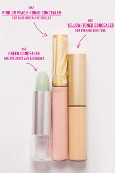 Tips and tricks to try with your concealer.