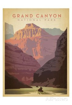 Grand Canyon National Park Posters by Anderson Design Group at AllPosters.com
