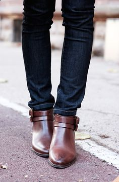 boots and skinnies
