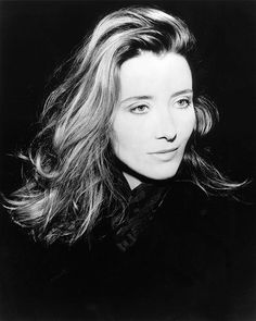 "Emma Thompson (a lasting impression: Dead Again, Howards End, Much Ado About Nothing, The Remains of the Day, In the Name of the Father, Carrington, Sense and Sensibility, The Winter Guest, Judas Kiss, Imagining Argentina, ""Angels in America""...)"