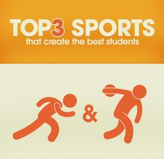 Here are the top 3 sports that help kids do better in school (and life). #kids #parenting #back2school