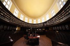 15 Beautiful libraries around the world: The Library of Sofia University University Of Washington, What Is Education, Saint Clement, Beautiful Library, College Library, Sofia Bulgaria, Academic Writing, World's Most Beautiful, Library Of Congress