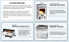 Dickinson Marine - Quality Marine Heaters and Stoves Since 1932