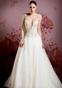 Ysa Makino KYM83 Wedding Dress - The Knot