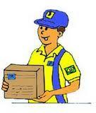 Pinkbelezura: Em Pleno Domingo entrega dos correios!!!!!!!!!!!!!...