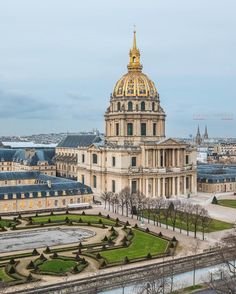 Paris, Les Invalides