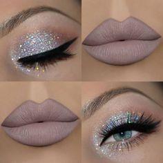 make up;make up for beginners;make up tutorial;make up for brown eyes;make up for hazel eyes;make up organization;make up ideas; Prom Makeup Looks, Cute Makeup, Glam Makeup, Pretty Makeup, Eyeshadow Makeup, Beauty Makeup, Hair Makeup, Beauty Tips, Pink Makeup