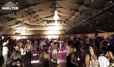 large outdoor party tent for sale - luxury wedding marquee - event tents - shelter tent-25
