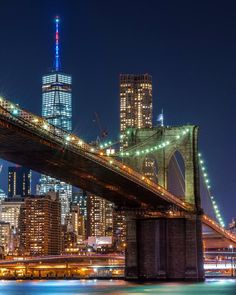 New York City Feelings - Brooklyn Bridge by @gregroxphotos