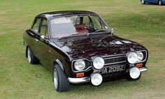 Ford Escort Escort Mk1, Ford Escort, Ford Rs, Car Ford, Super Pictures, Car Pictures, Ford Capri, Retro Cars, Vintage Cars