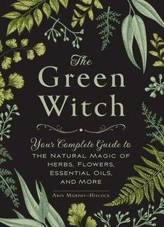 Not that I consider myself ba green witch, I'm more of a witch of all magic☪