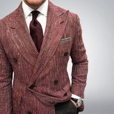 Commuting Pure Color Men's Blazer - World Fashion Week