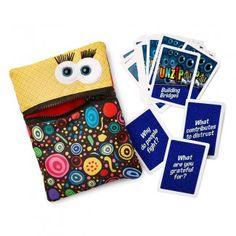 UNZIP-it! with Building Bridges Card Deck