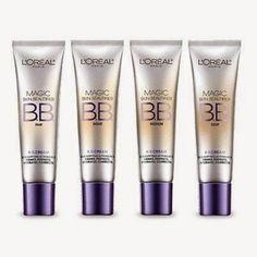 Beleza e etc..: Bb Cream Magic Skin Beautifier