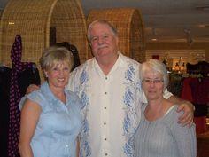 2011 ISA VP Meg Salvadore, boutique owner Gary Wright and 2011 ISA President Jackie Pugh at ISA fundraiser/mixer at Salado Creek Boutique at Los Patios