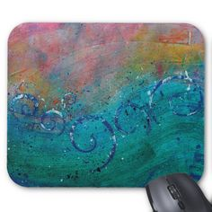 Just Sold... Catalina Sunrise Mouse Pad