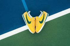 Oregon Fans Can Pick Up This Nike Cortez Now