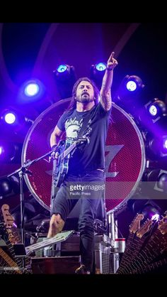 Dave Grohl Foo Fighters Cesena Italy