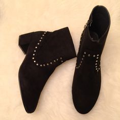 TOPSHOP❤️Stud Bootie *Brand New * True to size Topshop Shoes Ankle Boots & Booties