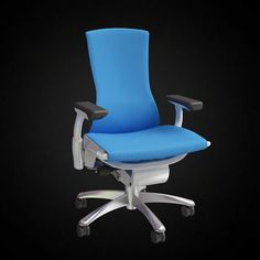 Herman Miller Embody chair - 3D furniture model - Use PROMO CODE: pin3d and get 30% off - $29.00