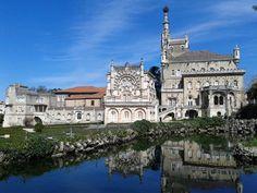 Palácio do Buçaco- Luso, Portugal