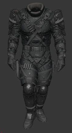 ArtStation - Metal Gear Online Last Asset, Csaba Molnar Tactical Armor, Tactical Wear, Tactical Uniforms, Combat Armor, Combat Gear, Armor Clothing, Tactical Clothing, Armor Concept, Weapon Concept Art