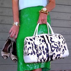 My Fancy Pants...Love Rosalyn's blog and her looks!