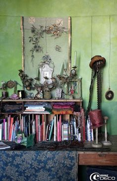 Well, why don\'t you visit the home of Artist Claire Guiral? | Home ...