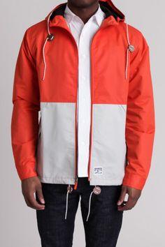 1/2 orange jacket