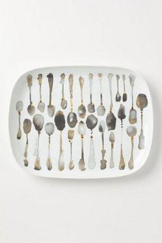 Mark-Making Platter   Anthropologie.eu