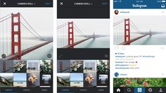 Instagram Thinks Outside The Square, Now Allows Landscape And Portrait Photos And Videos | TechCrunch