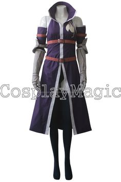 Fairy Tail Team Fairy Tail A Erza Scarlet Cosplay Costumes