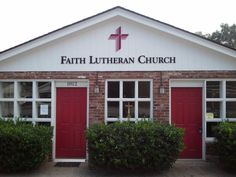 Faith Lutheran Church- Beaufort, SC