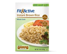Aldi Foods FIT & ACTIVE Simply Filling shopping list