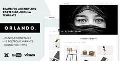 Orlando - Minimalistic Agency, Portfolio & Photography Joomla Template - http://themesparadise.com/orlando-minimalistic-agency-portfolio-photography-joomla-template/