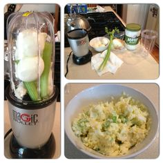 Egg salad from my magic bullet! Would be great to pre make for the week! ***