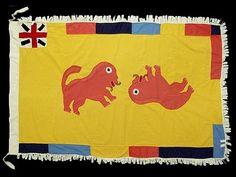 Fante Asafo Flag.